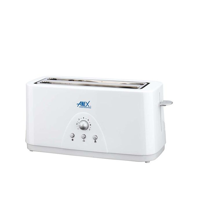 Anex 4 Slice Toaster - AG-3020 - Black